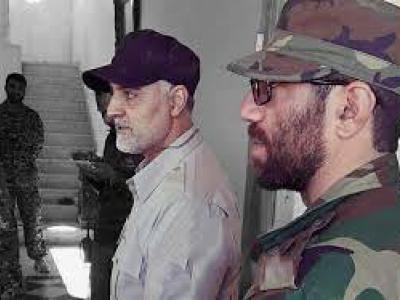 تصویر از نبوغ «فرمانده حیدر» از مقر حزبالله تا تیپ زینبیون