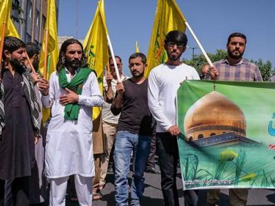 تصویر از روایت مدافع حرم پاکستانی از «فرمانده حیدر»/ برایمان برادری میکرد