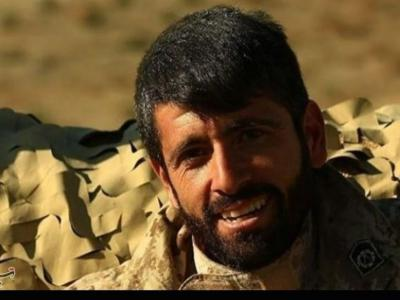 تصویر از مراسم بزرگداشت شهید مدافع حرم در قم برگزار میشود