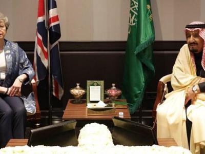 تصویر از انگلیس صدور مجوز برای صادرات سلاح به عربستان را تعلیق کرد