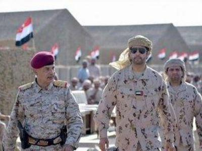 تصویر از تغییر راهبرد نظامی ابوظبی در یمن