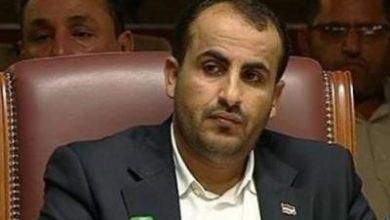 تصویر از انصار الله: بدون پایان یافتن جنگ یمن منطقه روی امنیت نمیبیند