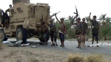 تصویر از یمن|کنترل ۱۵ پایگاه نظامی عربستان طی ۷۲ ساعت گذشته