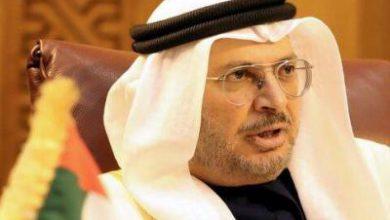 تصویر از قرقاش: درباره استراتژی مرحله آینده در یمن با عربستان توافق کردهایم