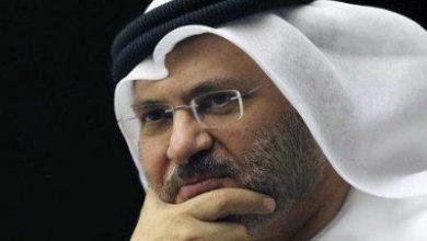 تصویر از عصبانیت انور قرقاش از دیدار هیات انصارالله با مقام معظم رهبری