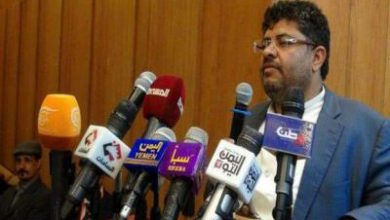 تصویر از محمدعلی الحوثی: تحریم وزیر امور خارجه ایران نشانه ضعف و ذلت سیاسی آمریکاست