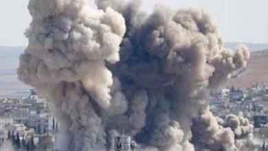 تصویر از متجاوزان سعودی مناطق التحتیا و الدریهمی یمن را گلوله باران کردند