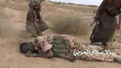 تصویر از هلاکت ۱۴ نظامی سودانی در مرز یمن