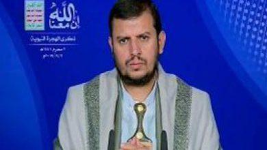 تصویر از رهبر انصارالله: به نفع امارات است از تجاوز به یمن دست بکشد