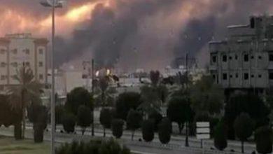 تصویر از انصار الله: آزادگان سعودی نقش مهمی در موفقیت حمله به آرامکو داشتند