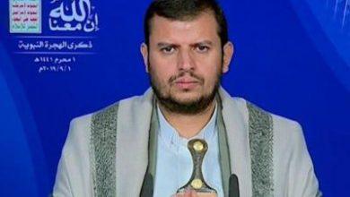 تصویر از رهبر جنبش انصارالله: تداوم اشغالگری خطری برای امارات بهشمار میرود