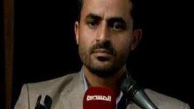 تصویر از عضو دفتر سیاسی انصارالله: بن سلمان برای خروج آبرومندانه از یمن باید به مشاوران ملک عبدالله سری بزند