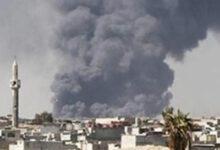 تصویر از بیش از ۳۰ حمله هوایی به یمن، ظرف ۱۲ ساعت