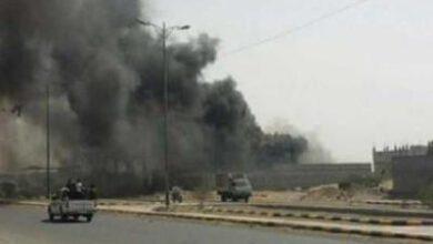 تصویر از نقض گسترده آتشبس از سوی مزدوران عربستان در الحدیده