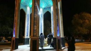 تصویر از نماینده ولیفقیه در خوزستان در جمع «تشکل فرزندان مدافع حرم خوزستان» + تصویر