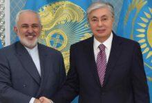 تصویر از سیاست خارجی در یک هفته؛ از سفر ظریف به آنتالیا و نورسلطان تا انتشار گزارش جدید آژانس