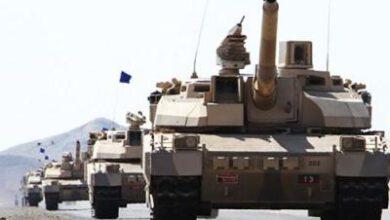تصویر از ارسال تجهیزات نظامی سعودی برای نظامیان وابسته به دولت مستعفی یمن