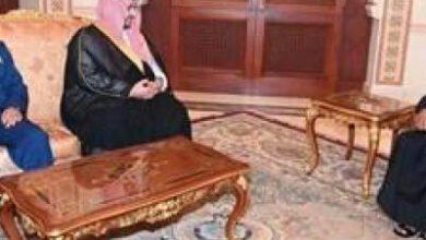 تصویر از پسر پادشاه سعودی در عمان چه میکند؟