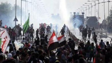 تصویر از اعتراضات عراق و لبنان؛ مقدمه انفجار یک بمب در خاورمیانه؟