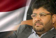 تصویر از توضیح «محمد علی الحوثی» درباره شایعه گفتوگوی صنعا با ائتلاف سعودی