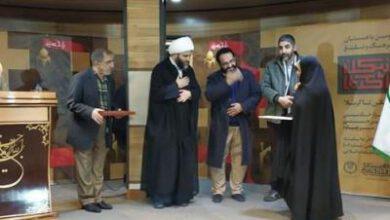 تصویر از دومین باهمستان فرهنگ و تبلیغ مزین به شهید گمنام شد+فیلم و عکس