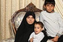 تصویر از روایت دلتنگیهای فرزند و همسر شهیدی که خود مرهم زخمهای فرزندان شهدا شد