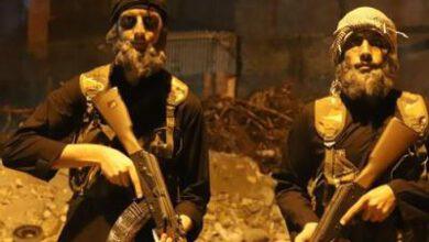 تصویر از فیلم  رزمایش مدافعان حرم