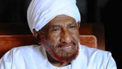 تصویر از صادق المهدی: جنگ یمن جنایت است/ نظامیان سودانی باید از یمن خارج شوند