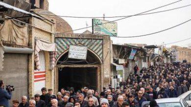 تصویر از اجتماع بزرگ فاطمیون در تبریز برگزار شد + فیلم