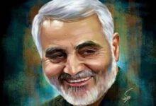 تصویر از تداعی نقش شهید سلیمانی در تقویت امنیت و اقتدار ملی; مجاهدتهایی که ناموس کردها را حفظ کرد