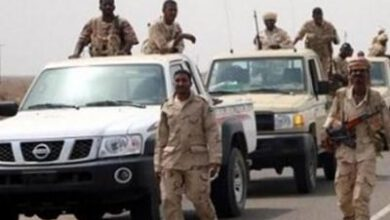 تصویر از مخالفت سودان با درخواست امارات برای انتقال نظامیان سودانی از یمن به لیبی