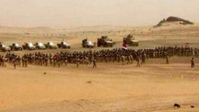 تصویر از کشته شدن ۹۰ تن از نیروهای وابسته به عربستان در حمله انصار الله یمن