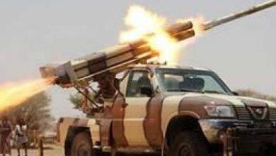 تصویر از افزایش تلفات حملات نیروهای یمنی علیه مواضع شبه نظامیان در مأرب