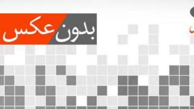 تصویر از حماسه بی نظیر مردم در تشییع پیکر مطهر سردار سلیمانی