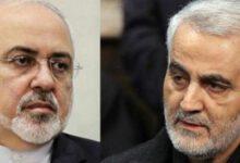 تصویر از ویدئویی قدیمی از پاسخ سپهبد شهید قاسم سلیمانی به ظریف در خصوص مذاکره با آمریکا