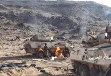 تصویر از حملات سعودی در جبهههای مختلف یمن افزایش یافته است