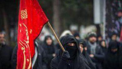 تصویر از عکس/ تجمع فاطمیون(س) در میدان«شهید طهرانی مقدم»
