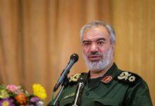 تصویر از سردار فدوی: اقتدار و عظمت انقلاب اسلامی و ملت ایران بیش از تصور دشمنان است