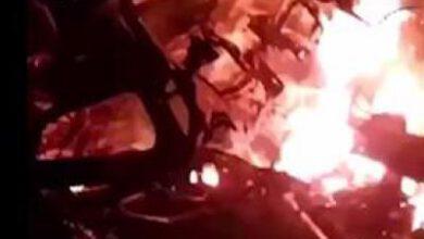 تصویر از فیلمی جدید از خودروی شهید سردار قاسم سلیمانی