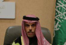 تصویر از دفاع وزیر خارجه سعودی از جنایت آمریکا در به شهادت رساندن سپهبد سلیمانی