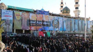 تصویر از مرحله دوم اعزام راهیان نور دانشآموزی از مزار حاج قاسم در کرمان آغاز شد