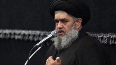 تصویر از حجت الاسلام مومنی: تشییع سردار سلیمانی و نماز جمعه رهبری رفراندوم ملی بود