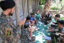 تصویر از مسئول هیئت رزمندگان فاطمیون در سوریه چه کسی بود؟+عکس