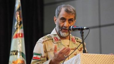 """تصویر از شهادت """"سردار قاسم سلیمانی"""" وحدت مسلمانان در برابر دشمنان را بیشتر کرد"""