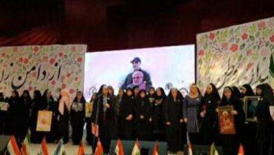تصویر از مکتب و نگاه «حاج قاسم» او را جاودانه کرد/ برگزاری همایش دختران «حاج قاسم» در مشهد