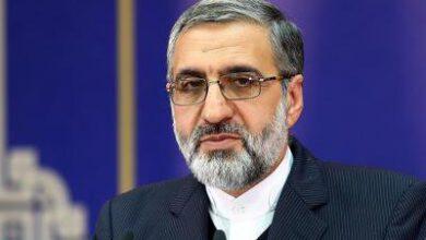 تصویر از اسماعیلی: علیه ترامپ و آمریکا در ایران، عراق و دیوان لاهه پرونده تشکیل میدهیم
