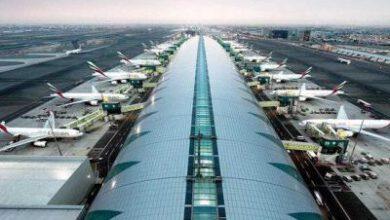 تصویر از تردد پرترافیکترین فرودگاه جهان افت کرد