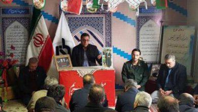 تصویر از پایگاه مقاومت «شهید قاسم سلیمانی» در تبریز افتتاح شد