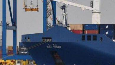 تصویر از شکایات و اعتراضات در بنادر اروپا در انتظار کشتی سعودی حامل سلاح
