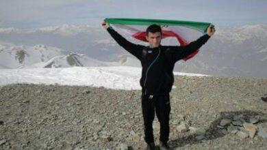 تصویر از صعود سرعتی قله توچال به مناسبت گرامیداشت دهه فجر و سردار دلها